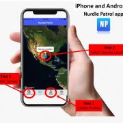 Nurdle Patrol app